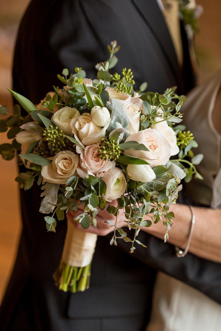Soft Pink Rose Bridal Bouquet | Studio A Photo | http://knot.ly/6492BxLJn | http://knot.ly/6494BxLJk
