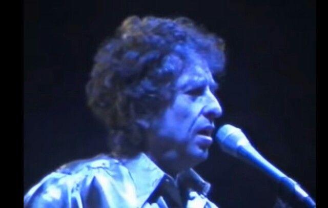 Bob Dylan Empire Theatre, Liverpool 1996.