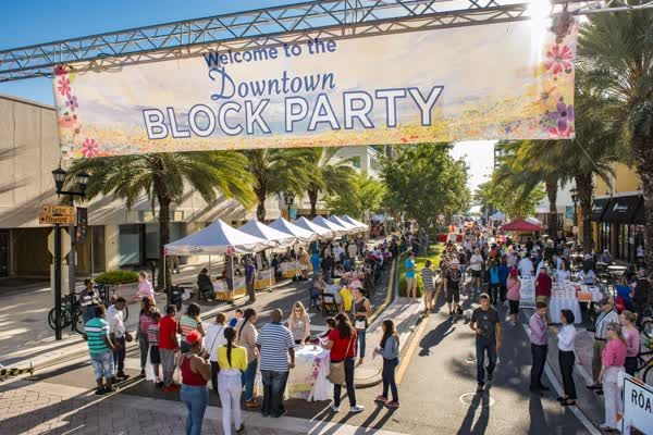 """Church of Scientology-Sponsored Block Party Brings Greater Clearwater Community together    On Saturday, May 6th, 2017, over 3,000 residents flocked to downtown Clearwater to celebrate the Downtown Clearwater Spring Block Party sponsored by the Church of Scientology Flag Service Organization and six Humanitarian Centers on the block of Cleveland Street and Fort Harrison Avenue.    """"I can't wait for your block party,"""" said owner of Princess Nails, a local salon on the 400 block of Cleveland…"""