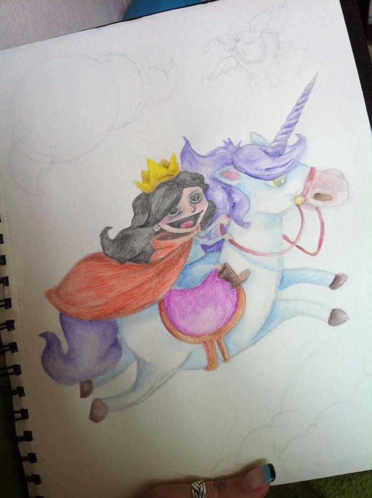 Arre unicornio!