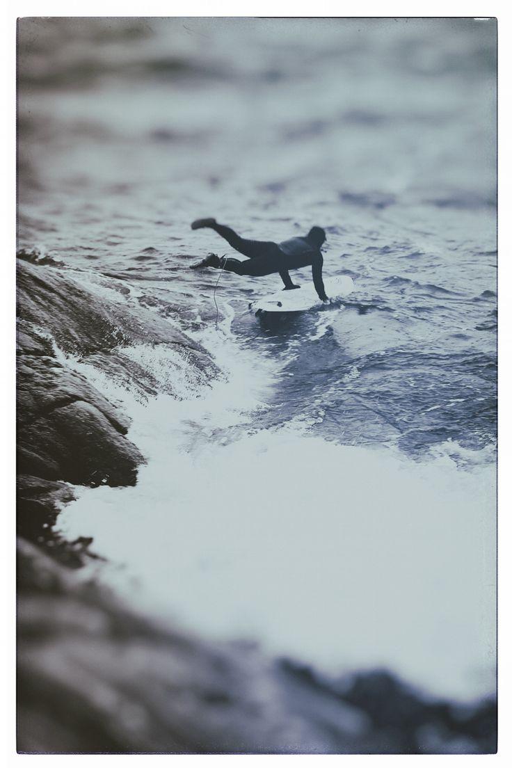 Surf Smitingen oktober | Waves | Jump | By Pawel Maronski