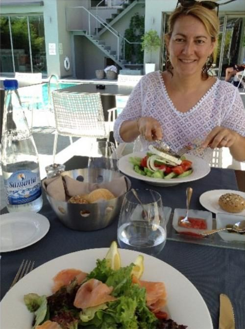 Enjoy your meal! #SamariaHotel #Gastronomy  Photo credits: @caroline_kalinski