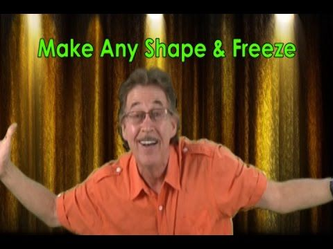 Freeze Dance   Freeze Dance Song   Make Any Shape & Freeze   Jack Hartmann - YouTube