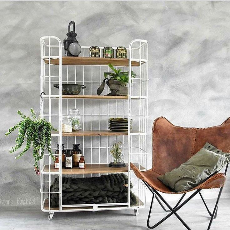19 Must See Practical Kitchen Island Designs With Seating: 17 Best Ideas About Industrial Bakers Racks On Pinterest