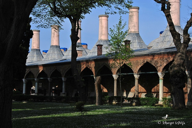 Kitchens at Topkapi Palace in...