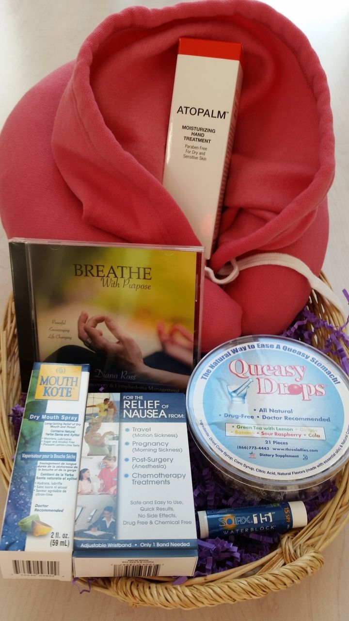 CYBER MONDAY SPECIAL 20% OFF  USE CODE: VD0MTOGZB AT CHECKOUT.  COUPON EXPIRES 12/2 Lots To Live For - Ultimate Chemotherapy Gift , $89.99 (http://www.lotstolivefor.com/ultimate-chemotherapy-gift/). A great cancer gift: Deliver Comfort During Chemotherapy. 7 Products plus 2 Bonus products.