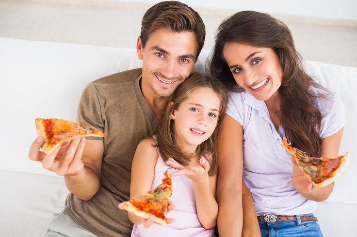Συνταγή: Σπιτική πίτσα