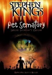 "Pet Sematary - 80's Horror Movies Named my son after ""Gage"" in this movie!! I loved that name and always said if I had a son I would name him Gage."