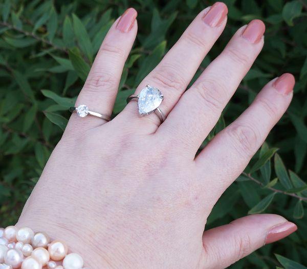 Pieni prinsessa sormus
