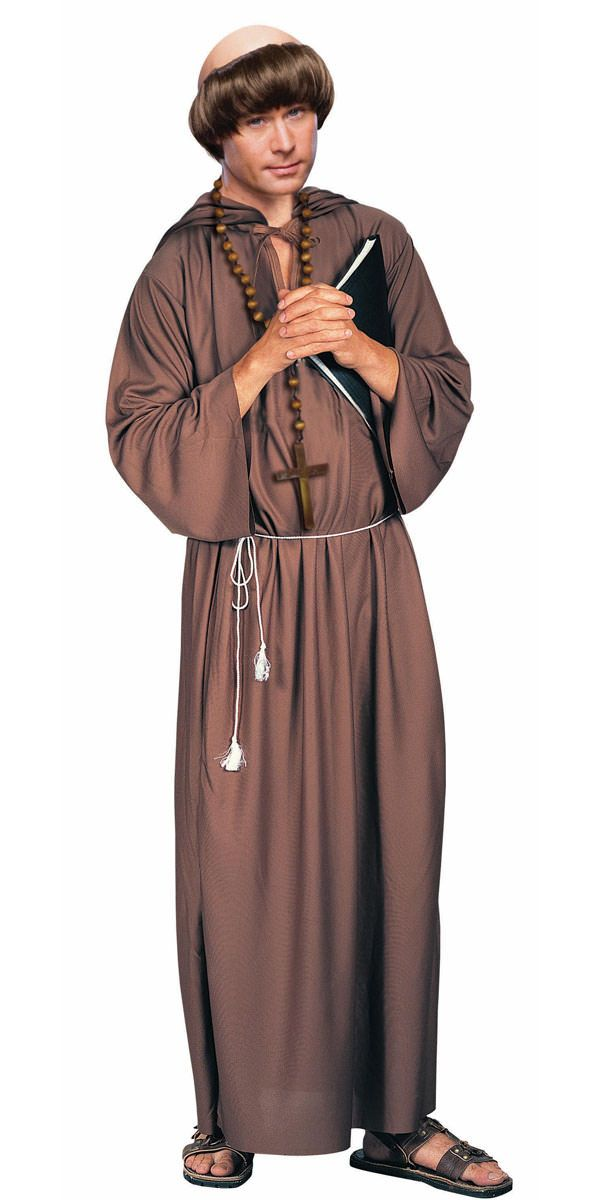 Economy Monk Costume Robe