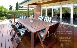 Another home improvement project from renovation builders of Hille's Home Extensions.