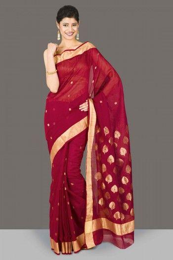 Chanderi Sarees | IndiaInMyBag.com