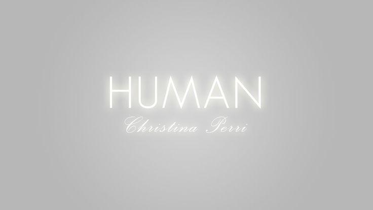 Christina Perri - Human Lyrics