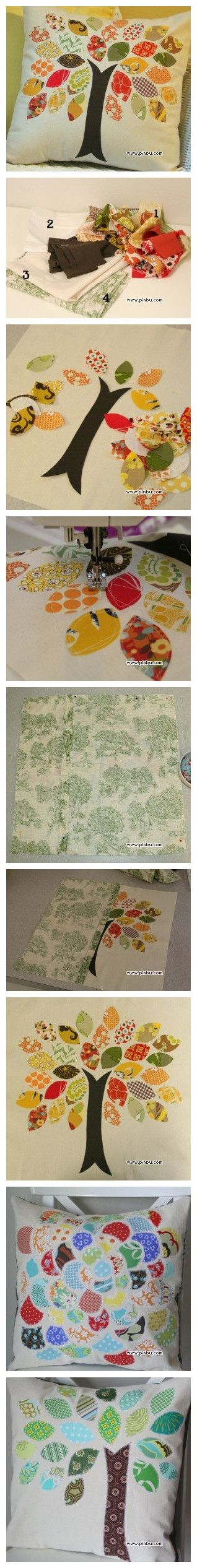 DIY pillow                                                       …                                                                                                                                                     Más