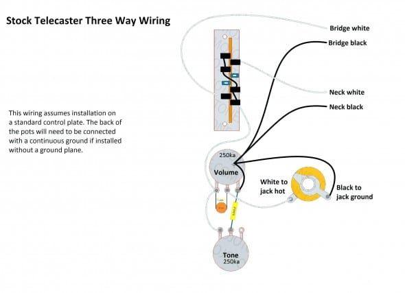 Standard Les Paul Wiring Diagram from i.pinimg.com