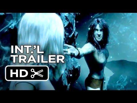 Tarzan returns in a animated avatar in Tarzan 3D. Here's the new trailer!
