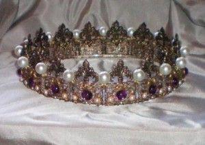 Crown, anne boleyn