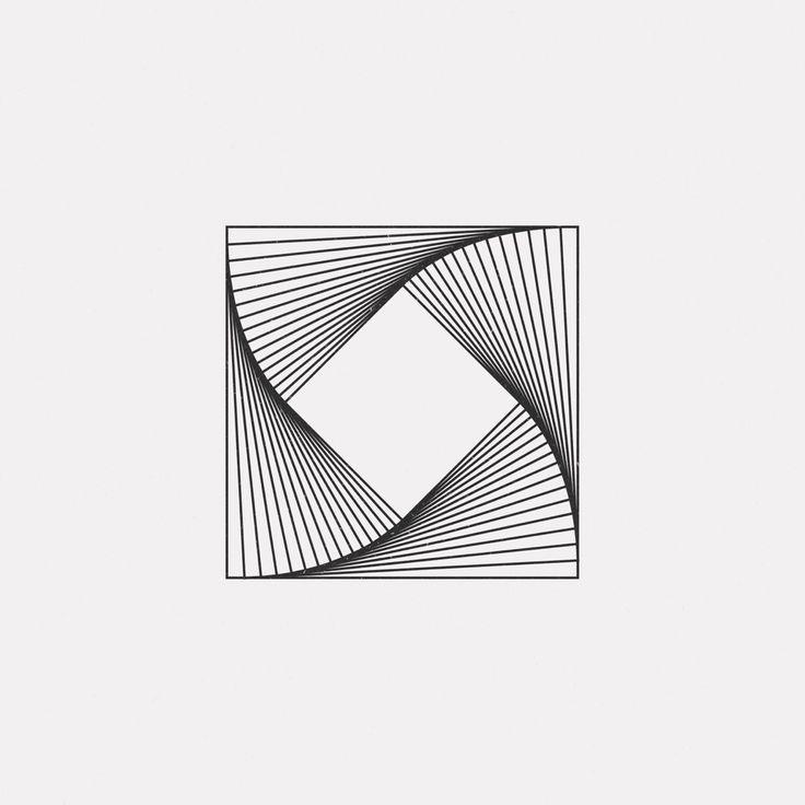 224 best Geometric Minimalist design images on Pinterest Block