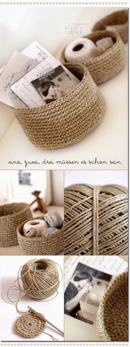 18 best Häkeln (und Stricken) images on Pinterest | Crochet granny ...