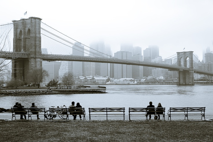New YorkBrooklyn Bridge