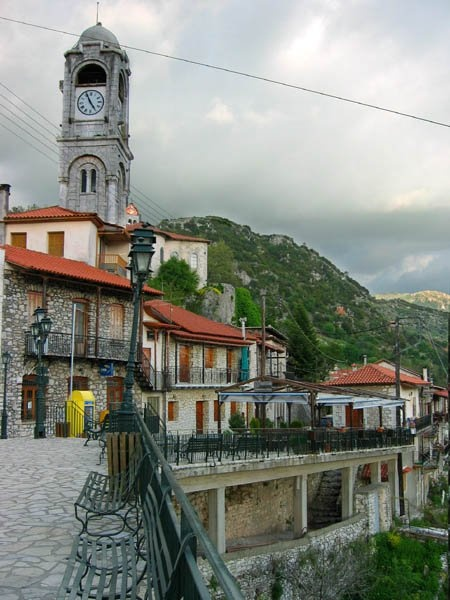 Dimitsana, Arcadia, Greece