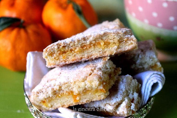 Farciti con il sole – biscotti al mandarino