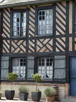 Beuvron-en-Auge - Calvados, Normandy, France