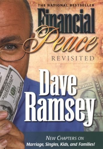 Financial Peace Revisited by Dave Ramsey (2002, Hardcover) Book New Sealed