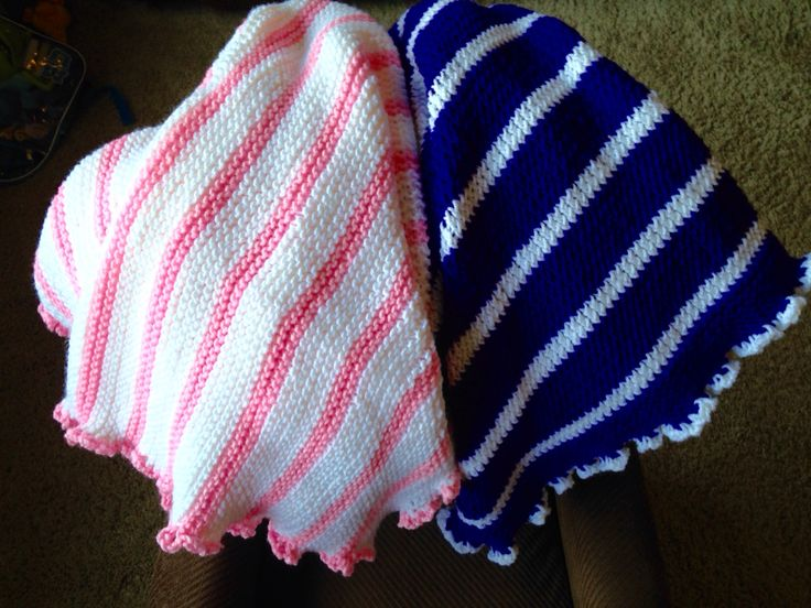 Knitting A Baby Blanket On A Round Loom : Best baby blankets and hats loom knit images on