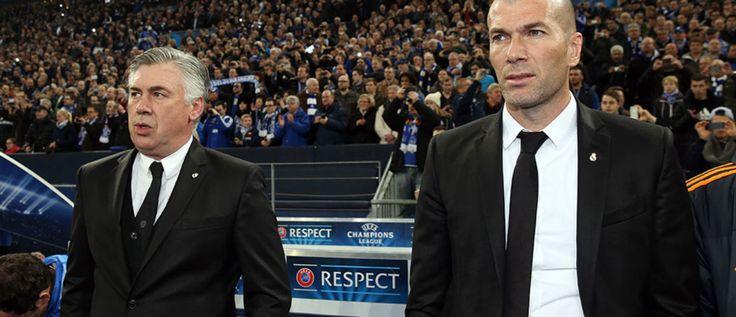 Le Bayern Munich reçoit le Real Madrid ce mercredi 12 avril à 20h45 sur Canal+ en quart de finale aller de la Ligue des Champions. Un choc qui sera aussi l'occasion pour Carlo Ancelotti et Zinédine Zidane de se retrouver, eux qui ont partagé le banc madrilène il y a trois ans.