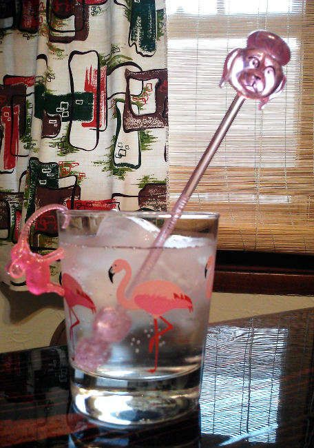 Drink of the Week: Andrew and Julie Ann's Watermelon Cooler