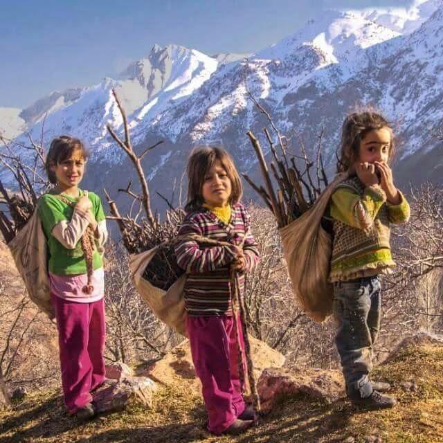 Beautiful Kurd's Children ❤️