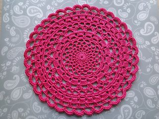 Crochet Stitches Trc : about Crochet Coasters & Place Mats on Pinterest Filet crochet ...