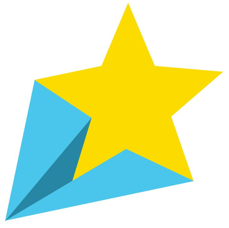 Animated Star Clip Art | ... Tagged free star clipart , retro star clipart , Shooting Stars Clipart