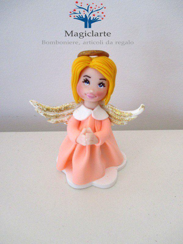 Angelo statuina idea regalo o bomboniera, by Magicla, 15,00 € su misshobby.com