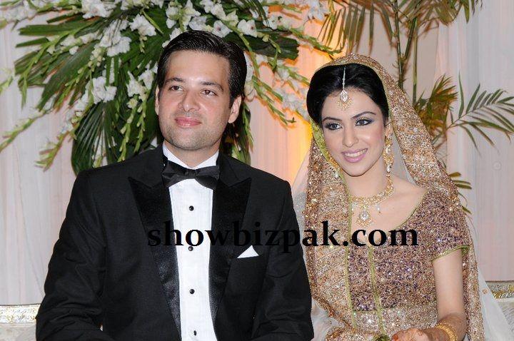 Beautiful Pakistani Wedding scene with Sana Javed and Ali ...