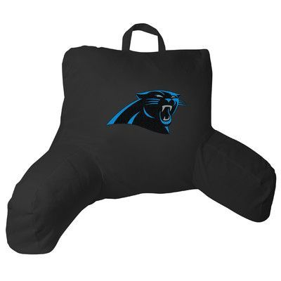 Northwest Co. NFL Panthers Bed Rest Pillow