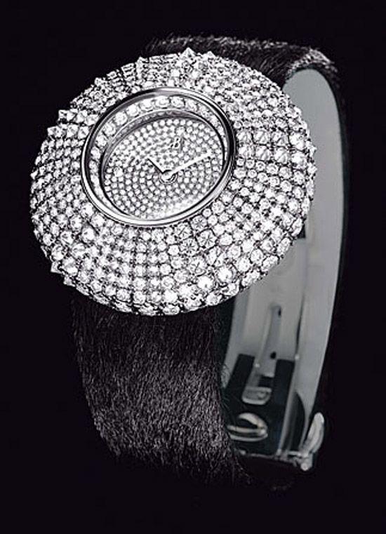 Fashion For Ladies Diamond Watch