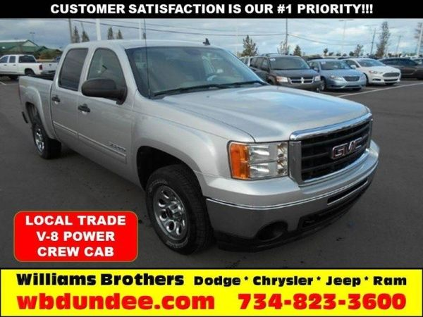 Used 2010 GMC Sierra 1500 for Sale in Dundee, MI – TrueCar