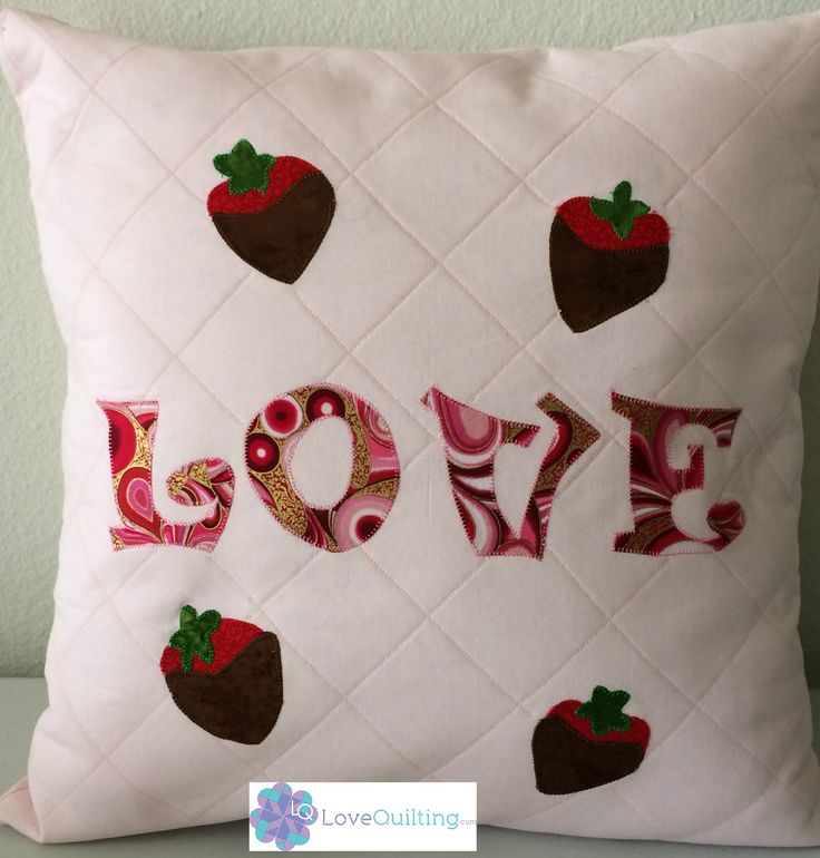 Our Love Pillow was so popular when we originally published this blog and since we have so many new followers, we decided to re-post for everyone's enjoyment. Ask someone what symbolizes Valentine's Day to them, and I bet most ofRead More