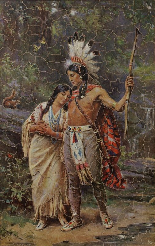 Hiawatha, a skilled and charismatic orator, was instrumental in persuading the Senecas, Cayugas, Onondagas, Oneidas, and Mohawks, to accept the Great Peacemaker's vision and band together to become the Five Nations of the Iroquois confederacy. (America, northern continent)