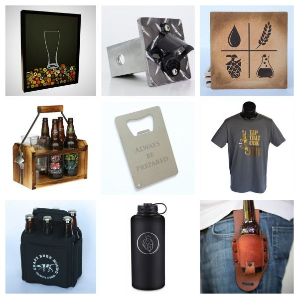Top Christmas Gifts For Wife Part - 37: 12 Great Gifts For Men Who Love Craft Beer (coming Soon: 12 Great Gifts For  Women Who Love Craft Beer)