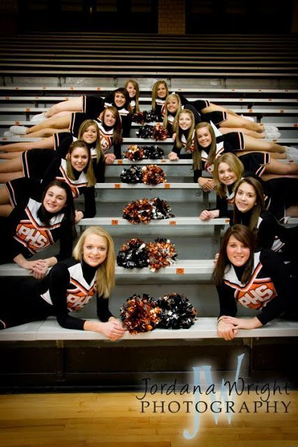 Jordana Wright Photography: Cheerleading Portraits.. I am taking this of my wrestling girls while we wait for the meet to start:)
