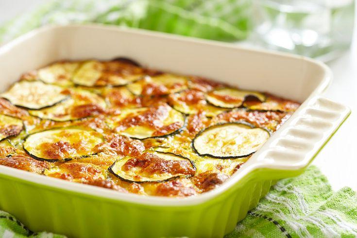 Rakott cukkini, fincsi csirkemellel és sajtos öntettel, fantasztikus és egyszerű finomság