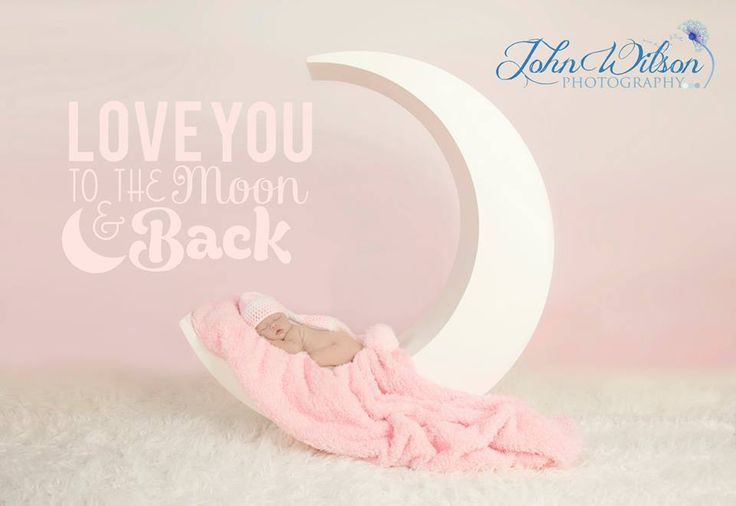 how to make a crescent moon photo prop