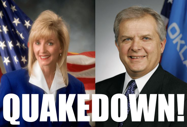 Term-limited Rep. Richard Morrissette (D-OKC) seeks to unseat incumbent Dana Murphy for a spot on the Oklahoma Corporation Commission. Morrissette is trying to make #earthquakes the hot topic in the race, but legislation he co-authored may give Murphy a chance to take actual action against disposal-well-related quakes…