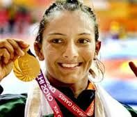 Geeta Phogat : India's first ever gold medal in women's wrestling in the 55 kg freestyle category at the 2010 Commonwealth Games.