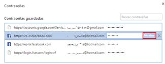 Cómo recuperar tu nombre de usuario y/o contraseña de Facebook, Gmail, Hotmail, Yahoo