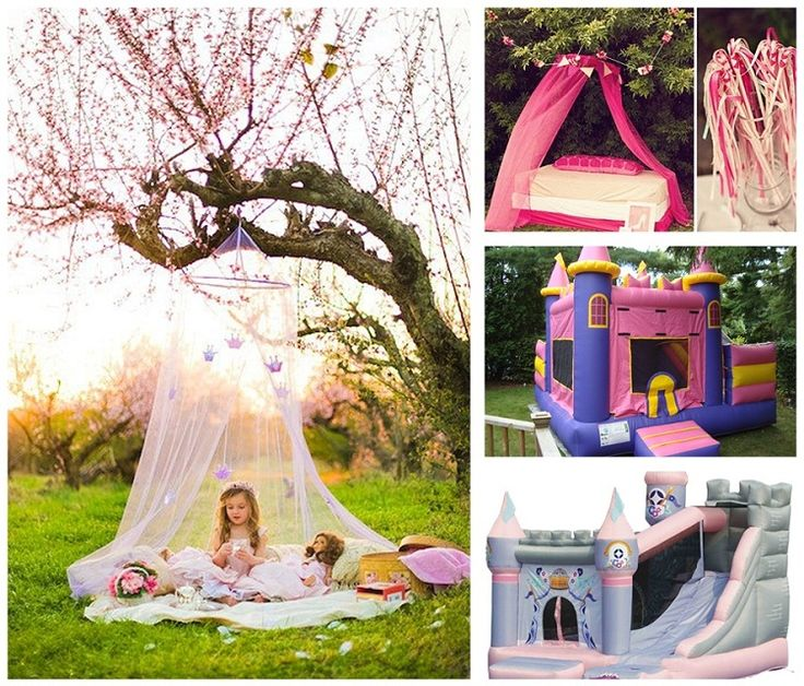 Pinterest Princess Parties 25