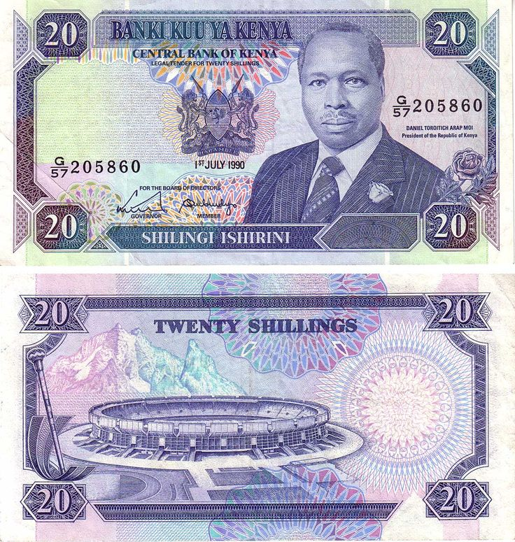 kenya currency | Kenya Paper Money Collection